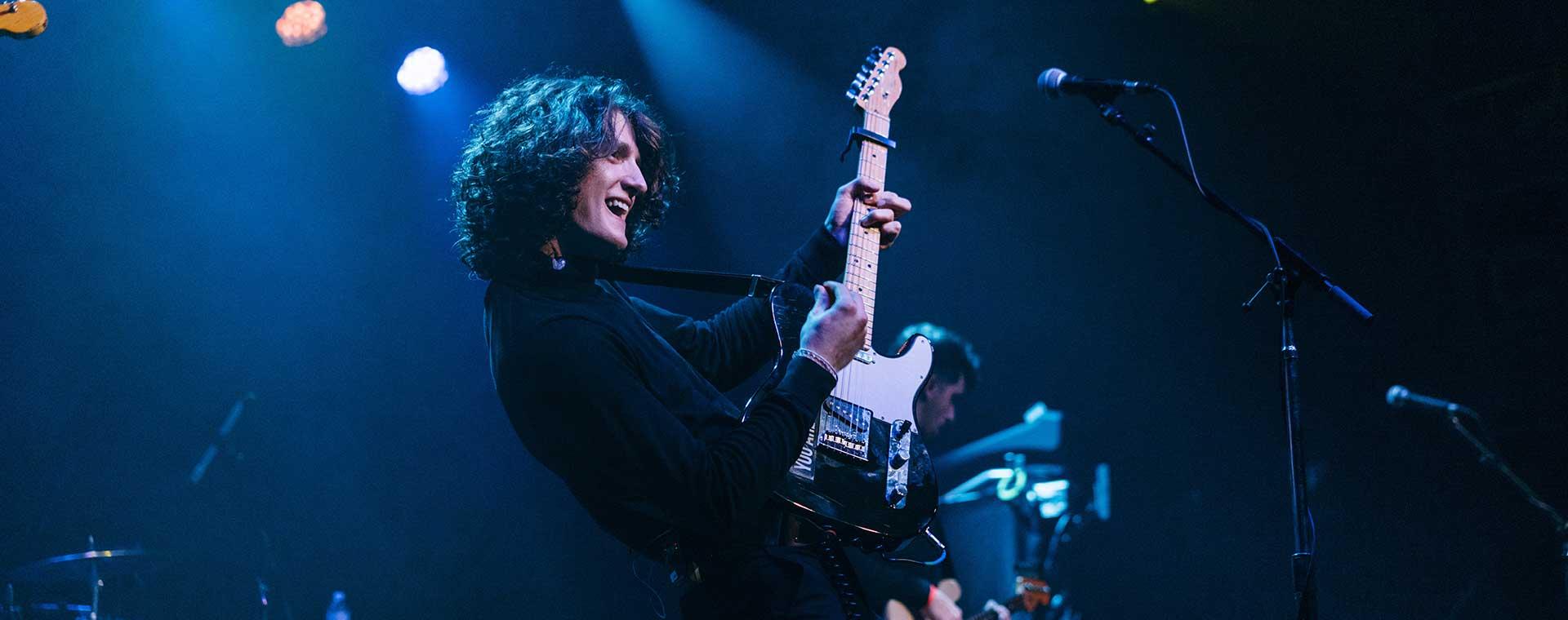 Gitarre (Foto: Ben Konfrst, unsplash.com)