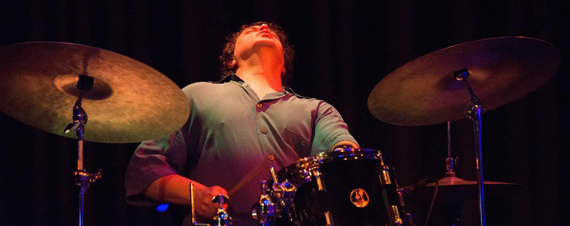 Claudio Wilner - Drums (Foto: Sabine Klem)